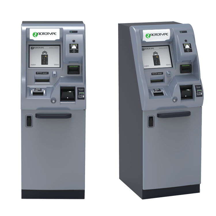 self service payment kiosk FPS 3000