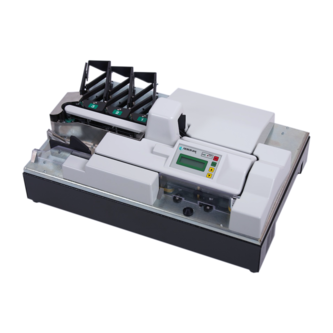 ERS 3000 document processing machine